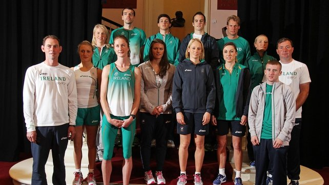 The London 2012 version of Team Ireland will consist of 65 athletes in total