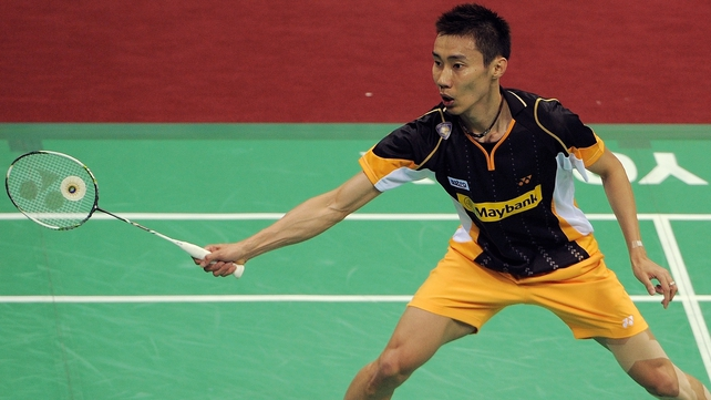 Lee Chong Wei is hoping to overcome ankle troubles