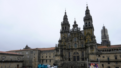 Codex was stolen from the Santiago de Compostela Cathedral last year