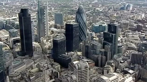 The City of London is opposed to the financial transaction tax idea