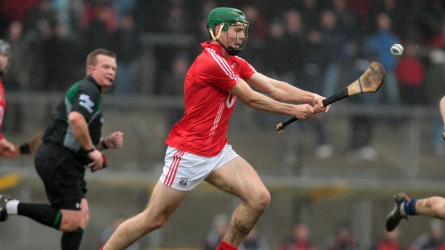 Joyce recently featured in the Cork U-21 side that lost narrowly to Tipperary in the Munster championship