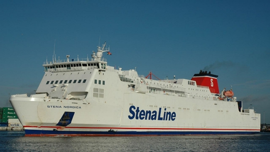 Stena Line's Brexit concerns over food supplies