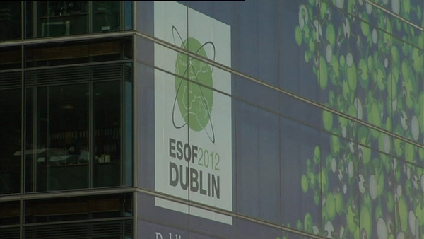 ESOF gives scientists from around the world an opportunity to present their work