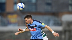 UCD striker Graham Rusk is sidelined with a knee injury