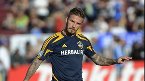 Davic Beckham has refused to confirm he will base an MLS team in Miami