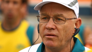 Australia coach Ric Charlesworth is unhappy with the Olympic schedule