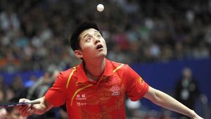 World number one Zhang Jike enters the singles in London