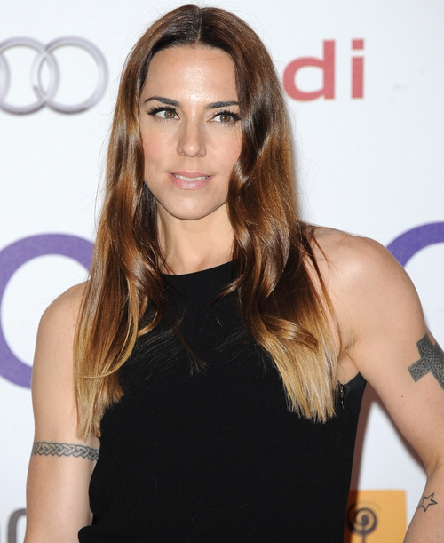 Mel C - Regrets some of her tattoos