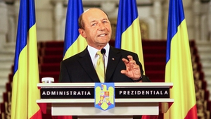 Romania's ruling party claims President Traian Basescu violated the country's constitution