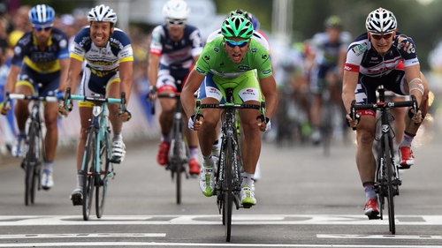 Peter Sagan will ride for Tinkoff-Saxo next season