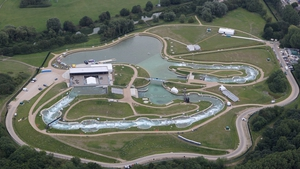 The Lee Valley White Water Centre will host the canoe slalom