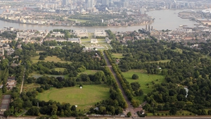 Greenwich Park will be the home of equestrian events at London 2012