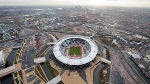 The Olympic Stadium in Stratford will be the hub of track and field action