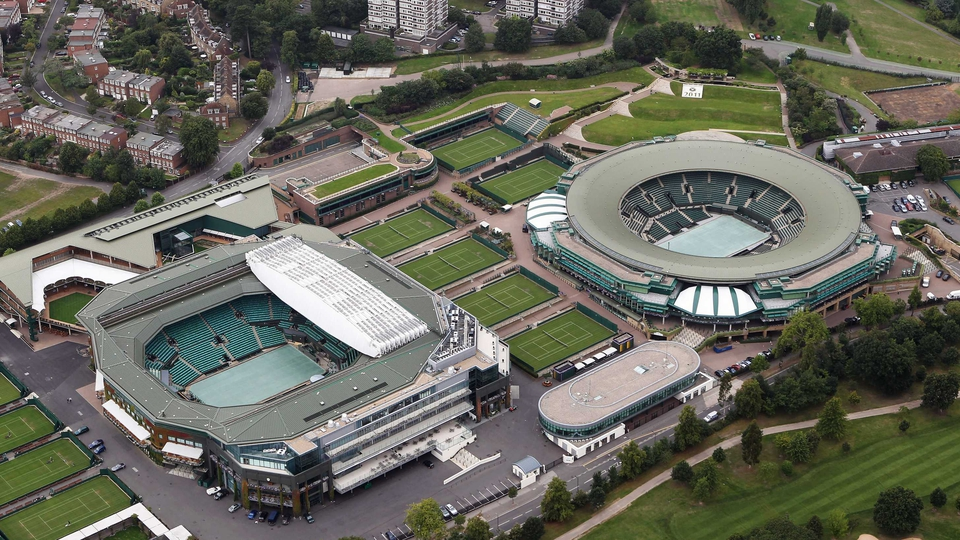 Wimbledon will be the centre for tennis at the Games