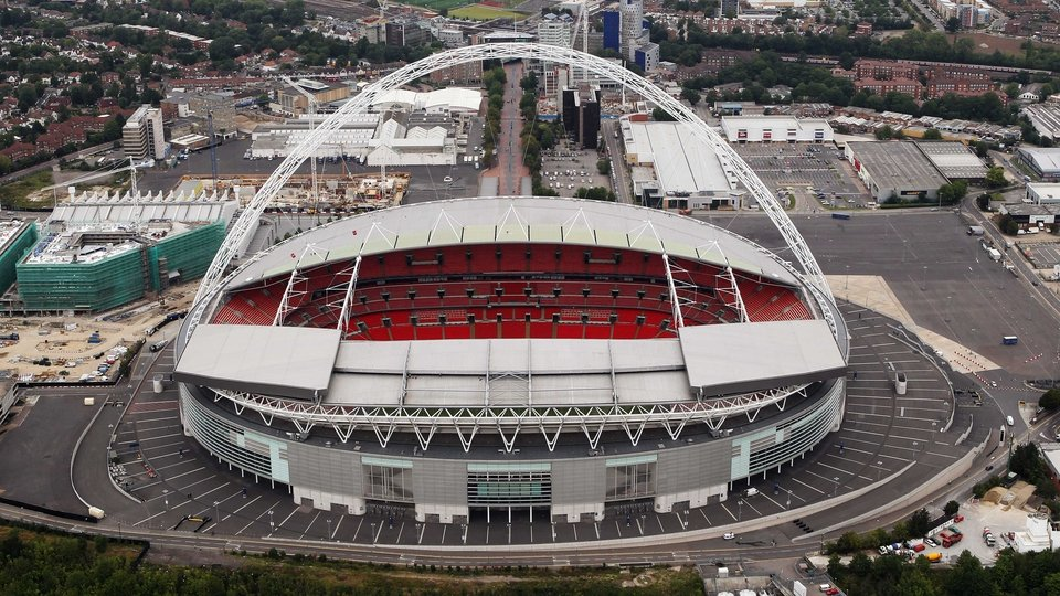 Wembley will play host to soccer at the Olympics