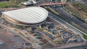 The Velodrome and the BMX track will be the Olympic centre for cycling fans
