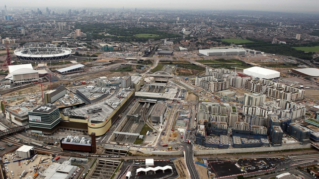 The Olympic Park has been handed over to the London Legacy Development Corporation