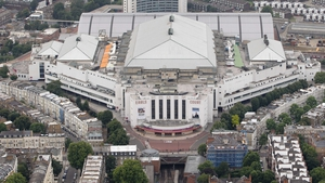 Earls Court will host volleyball events