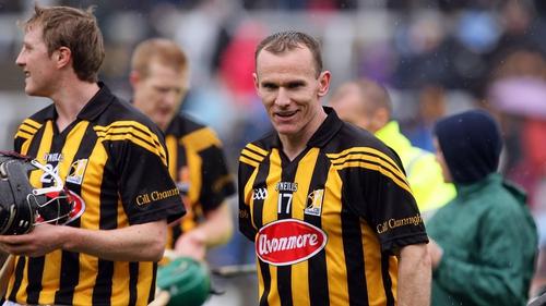 Noel Hickey has been named at full-back for Kilkenny