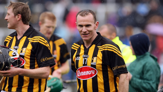 Noel Hickey has been named at full-back for Kilkenny