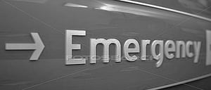 Accident & Emergency by Dermot Bolger