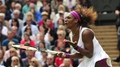 Serena Williams wins fifth Wimbledon women's title