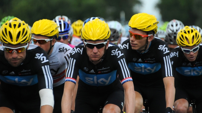 Team Sky will ask every rider and member of staff to pledge their support to keep cycling clean
