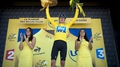 Wiggins in yellow as Roche makes top ten