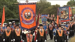 500 Orangemen had applied to march past the Ardoyne area this Saturday
