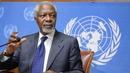 Kofi Annan died following a short illness
