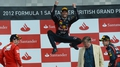 Webber wins British Grand Prix