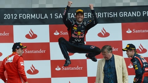 Mark Webber now look to success in Le Mans