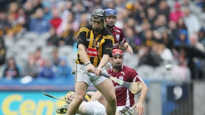Richie Hogan's second-half goal offered some hope to Kilkenny