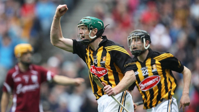 Henry Shefflin is now in his 16th season with the Cats
