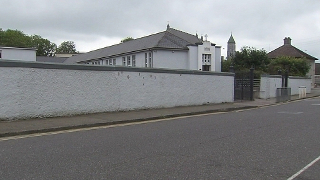 The Convent of Mercy National School in Kanturk where Elber Twomey is a teacher
