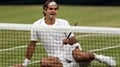 Federer in seventh heaven at Wimbledon