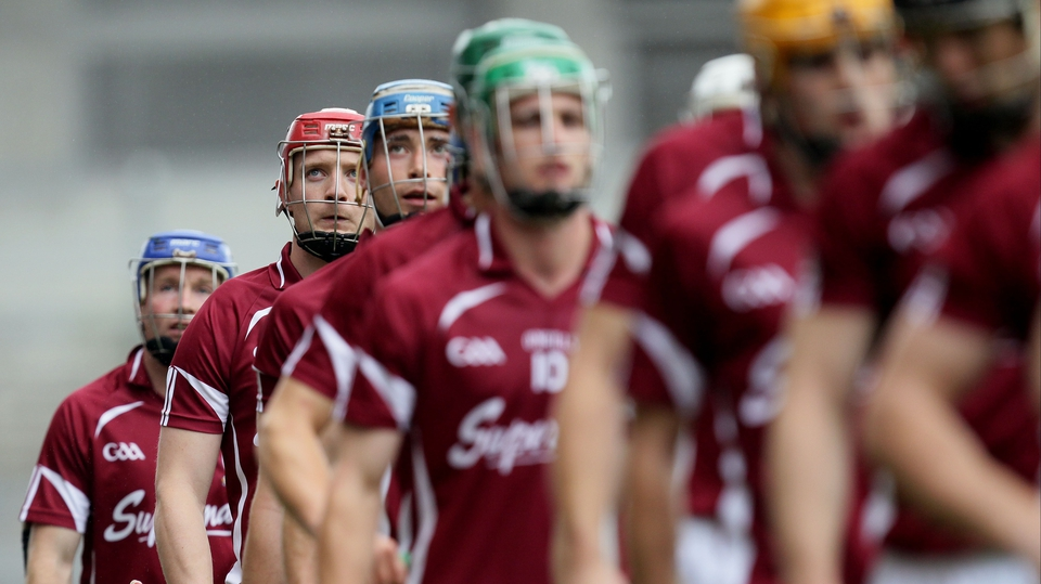It was only Galway's second Leinster final since their admittance into the provincial set-up