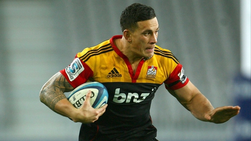 Sonny Bill Williams has revealed his intention to sign a one-year contract with Japanese side Wild Knights