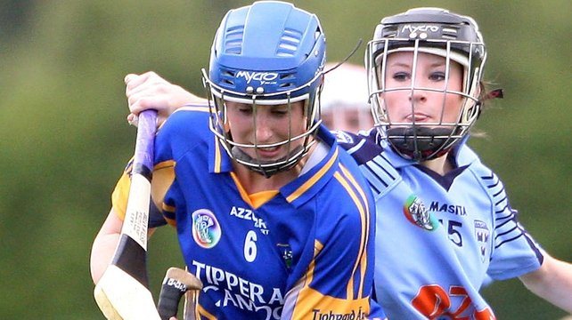 Noreen Flanagan was the heroine for Tipp in their win over Kilikenny
