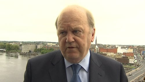 Michael Noonan rules out IMF proposal on property tax rate