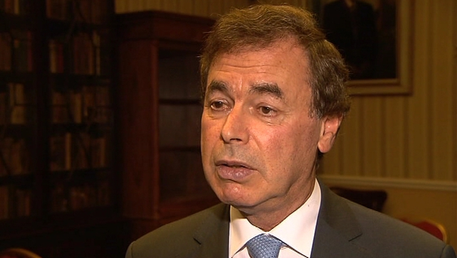 Alan Shatter is the current chair of the EU Council of Justice and Home Affairs ministers