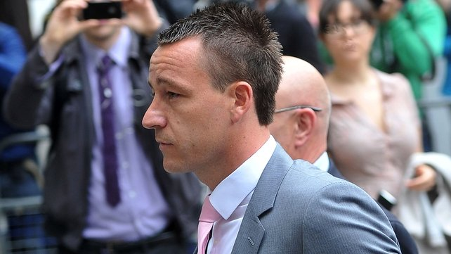 John Terry was also fined £220,000