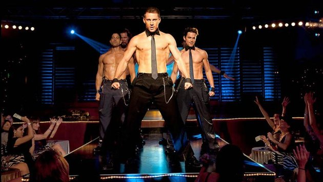 Magic Mike is based on Tatum's own experiences as a stripper