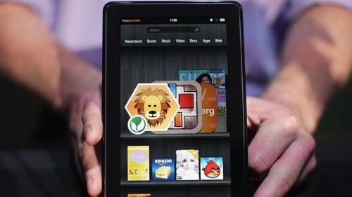Amazon looking to replicate success of Kindle Fire