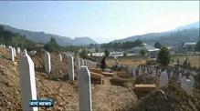 Witness gives evidence at Mladic war crimes trial