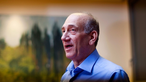 Ehud Olmert will be sentenced at a later date
