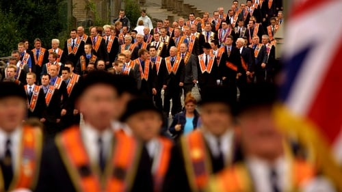 The Orange Order said the report highlighted the largely unreported good works the institution carried out