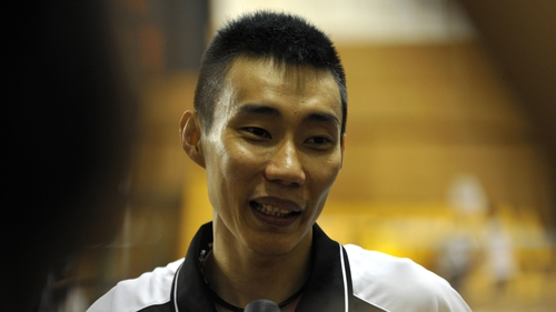Lee Chong Wei is Malaysia's main hope of a gold medal in London