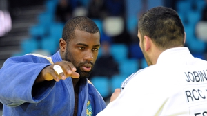 Teddy Riner is the overwhelming favourite to land judo heavyweight gold