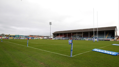 Ulster will welcome Glasgow Warriors to Ravenhill
